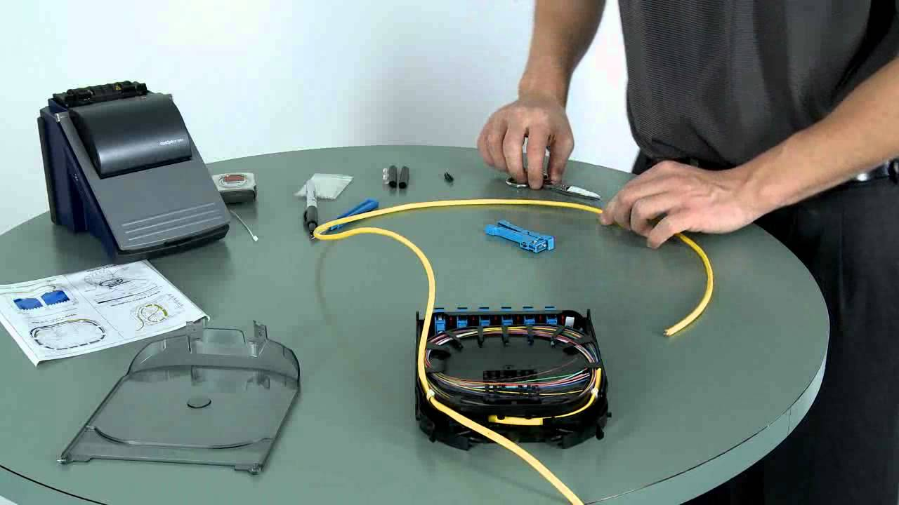 corning fiber optic cable installation guide