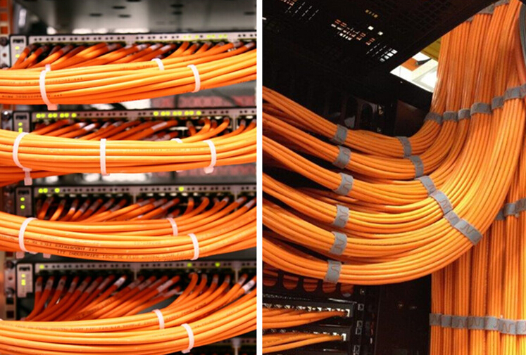 Server Rack Cable Management How To Achieve It Fiber