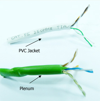 PVC vs. Plenum