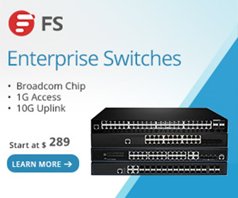 FS Ethernet Switches