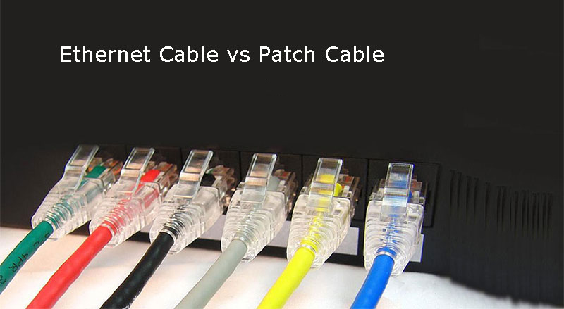Ethernet Cable Vs Patch Cable Fiber Optic Solutionsfiber