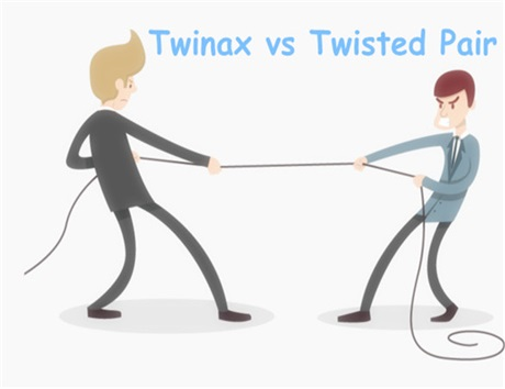 Twinax vs Twisted Pair
