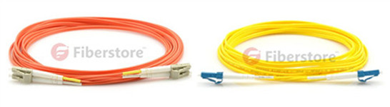 Multi-mode and Single-mode fiber patch cable