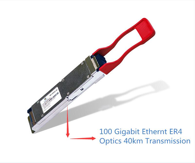 100G QSFP28 ER4 Lite