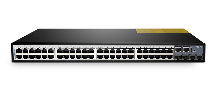 FS S3900-48T4S switch