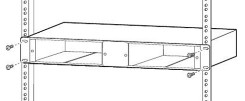 install-2-slot-chassis
